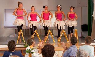royal sanitation ballet